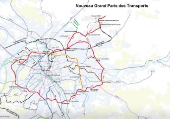 METRO GRAND PARIS
